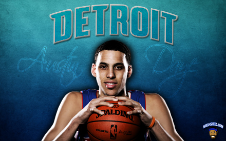 allen iverson wallpaper pistons. Austin Daye Detroit Pistons