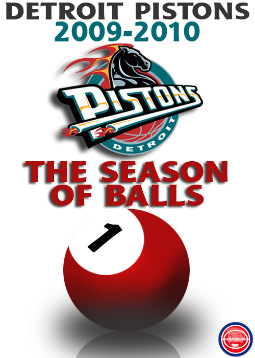 Detroit Pistons The Season of Balls