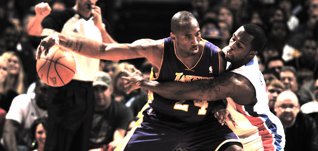 Kobe Could Have Been A Piston