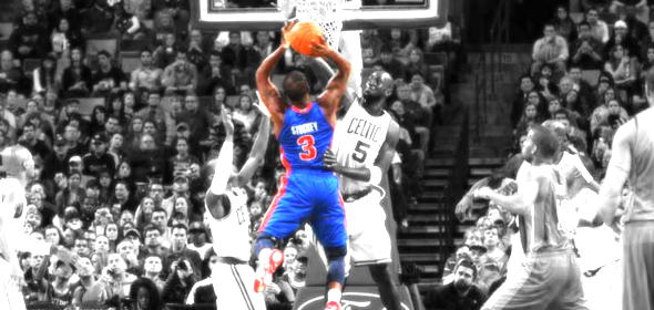 Beantown letdown – C's come back to beat Pistons 86-82