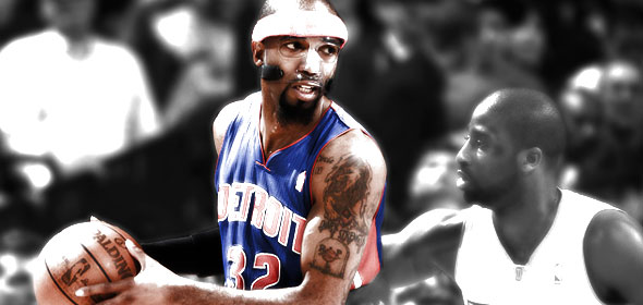 Pistons close book on Rip Hamilton during busy first day back