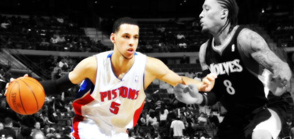 Pistons make the Timberwolves look like All-Stars