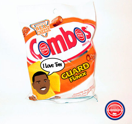 Joe Dumars Loves Combos
