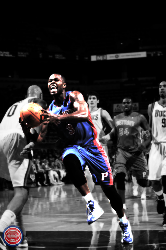 Rodney Stuckey vs Bucks