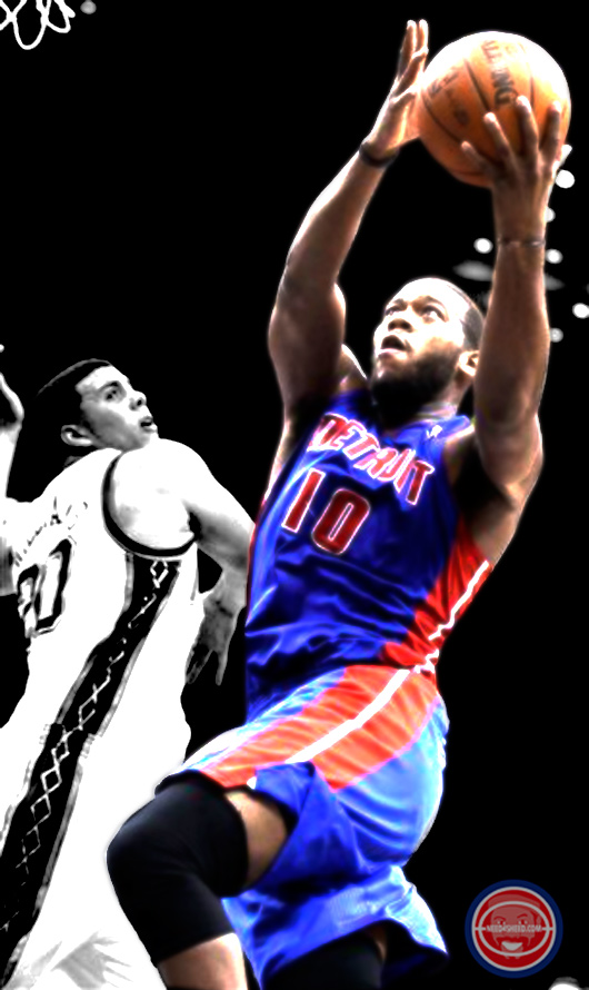Greg Monroe against the Nets