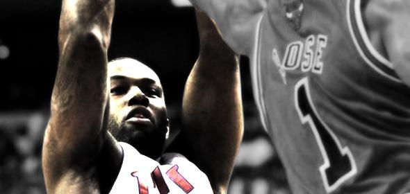 Pistons amost tame the Bulls