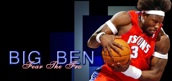 We'll miss you Ben – The Pistons vs. The Sixers