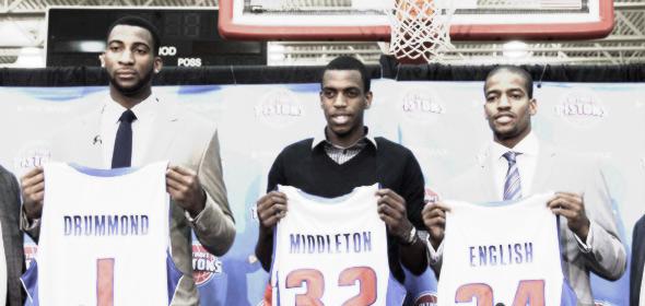 The Pistons Summer League 2012