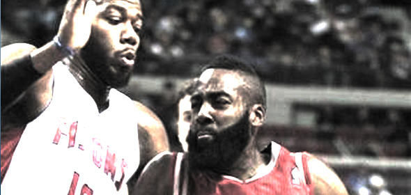The Pistons Lose the Home Opener Courtesy of James Harden and the Rockets