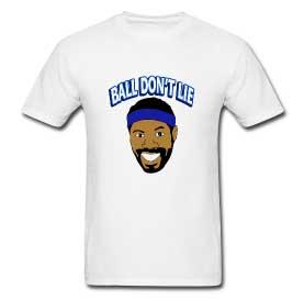 Rasheed Wallace Ball Don't Lie T-Shirt