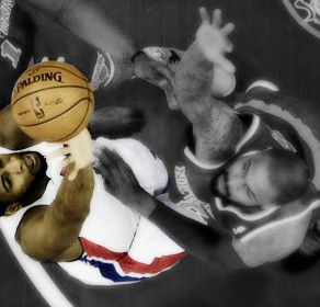 Andre Drummond Pistons-Knicks-London