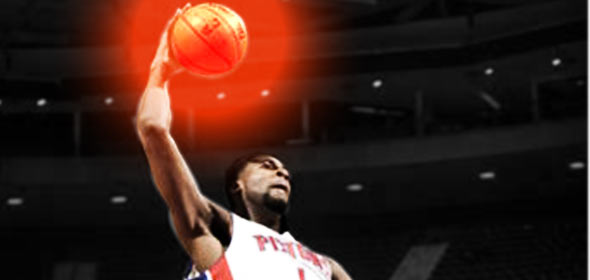The Pistons Top The Magic