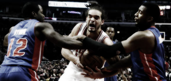 Pistons Lose a Heartbreaker in Chicago