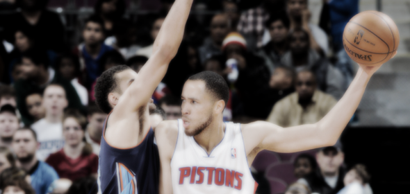 Bobcats Snap The Pistons Streak