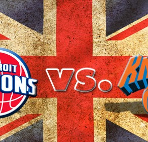 The Pistons vs The Knicks in London