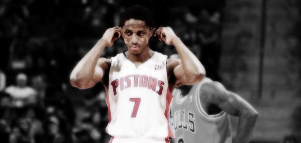 Pistons Finally Top The Bulls