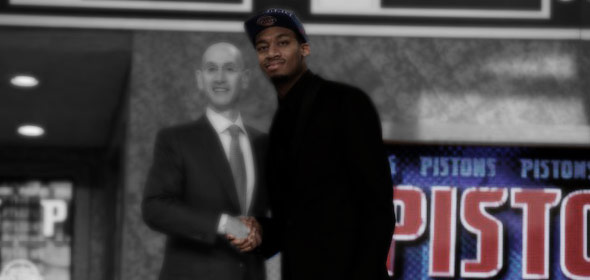 Detroit Drafts Tony Mitchell and  Peyton Siva in the Second Round