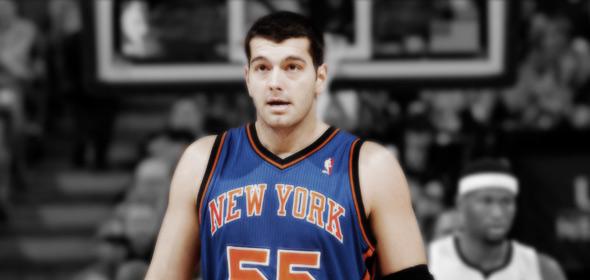 Pistons add big man Josh Harrellson