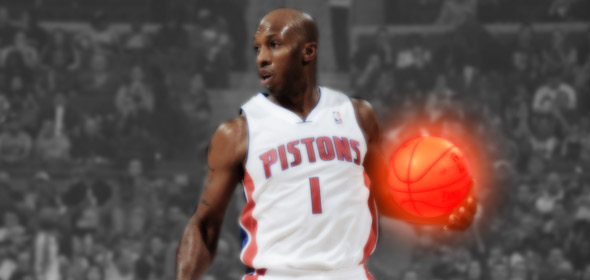 Oh What A Night!  Pistons pound Wiz on Opening Night