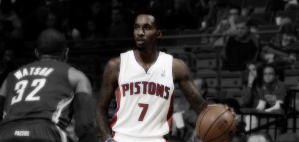 Brandon Jennings Pistons Highlights Brandon Jennings Pistons-vs