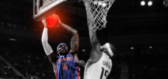Pistons Snap Skid in Sacramento