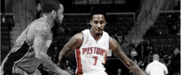 Pistons End Skid With A Win Against The Magic