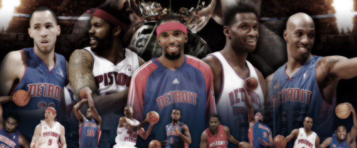 It's More Than Just Cold In Detroit For The Pistons