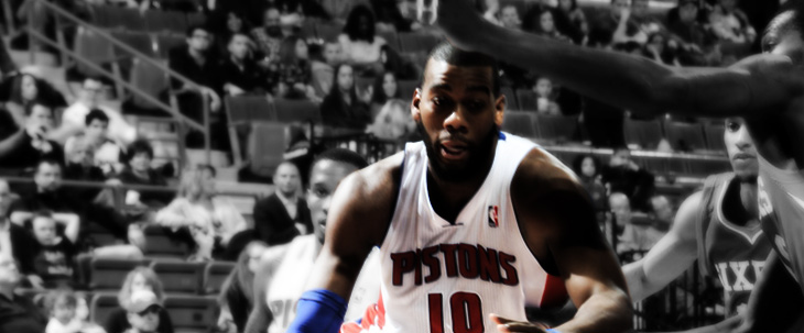 Pistons Take Care On Business Against The 76ers