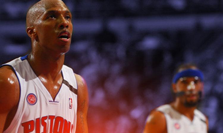 Chauncey Billups will not be in a Pistons uniform next season
