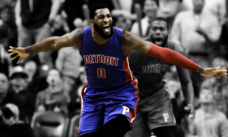 Andre Drummond for the Win with .03